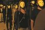 Parada ao estilo Ku Klux Klan foi feita sábado à porta do SOS Racismo