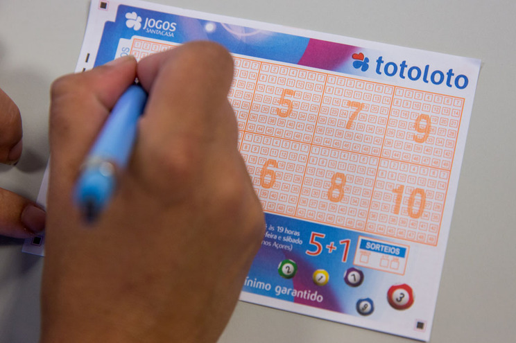 Os números do Totoloto