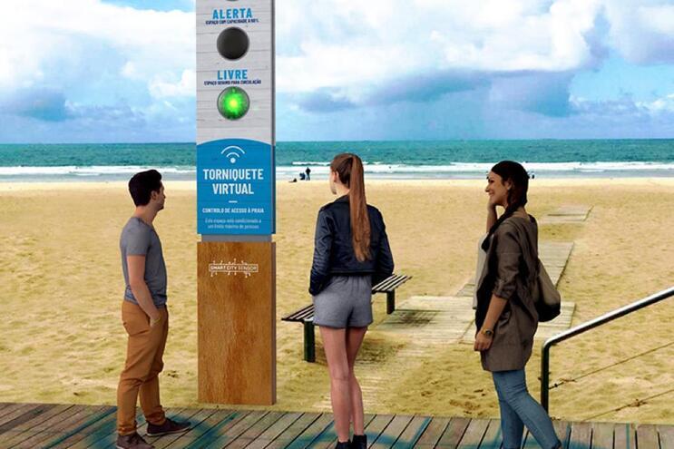 Smart City Sensor tem várias autarquias em fase de aquisição do semáforo
