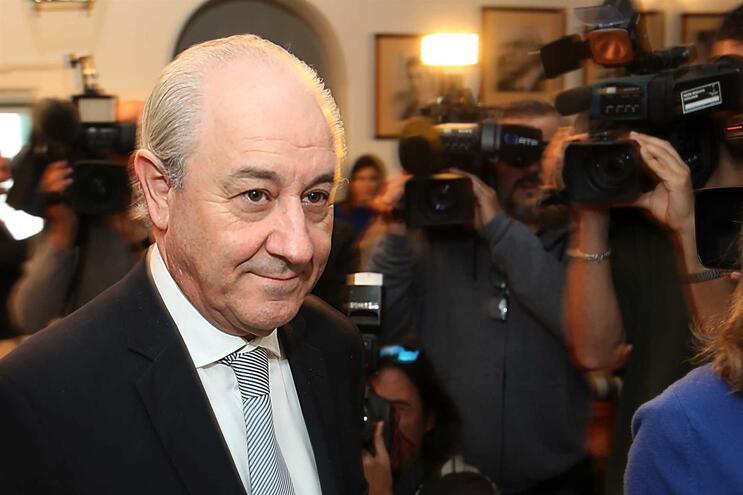 Presidente do PSD, Rui Rio