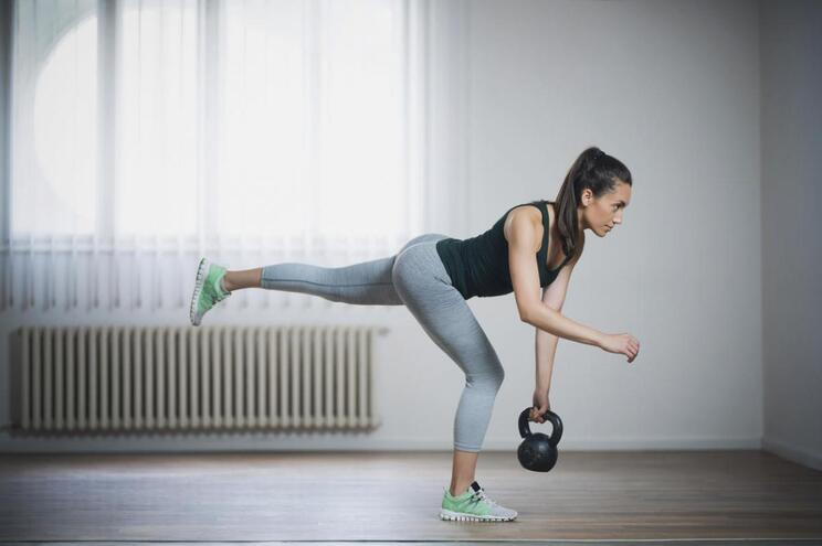 Há 600 mil portugueses a praticar exercício físico