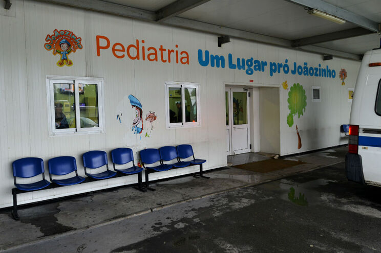 Hospital tem projeto para construir nova ala pediátrica há dez anos