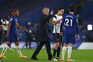O Tottenham empatou este domingo