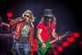 Banda de rock de Los Angeles em junho de 2017 em Oeiras