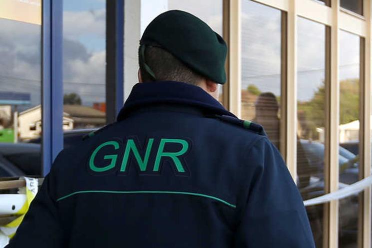 GNR deteve o suspeito, de 58 anos