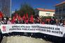 Protesto no Porto