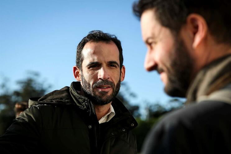 Ricardo Gonçalves, coordenador de segurança e operações da Academia de Alcochete