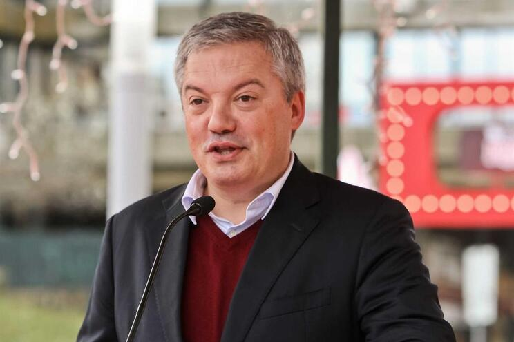 Eduardo Vitor Rodrigues, presidente da Câmara de Gaia