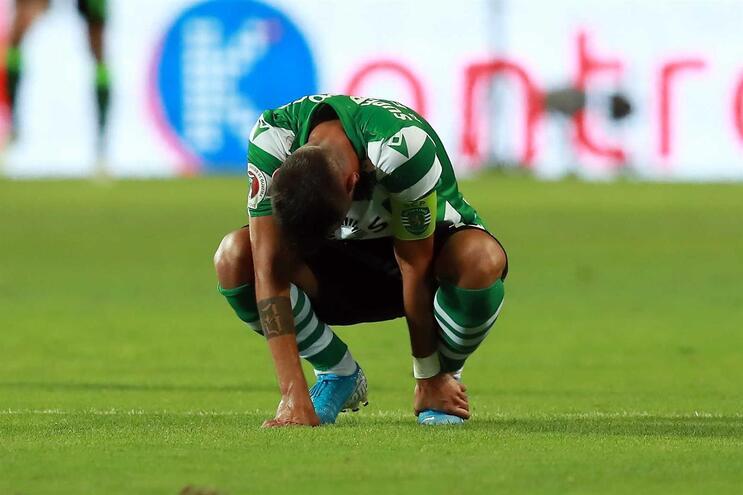 Varandas não cede por Bruno Fernandes e Cancelo no Manchester City