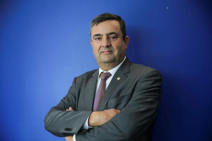 Licínio Pina é o presidente do Conselho de Administração da Caixa Central de Crédito
