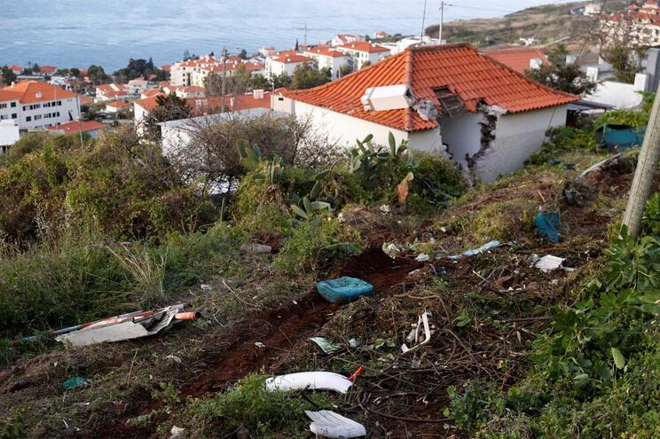 Há um avião pronto para levar vítimas da Madeira para a Alemanha