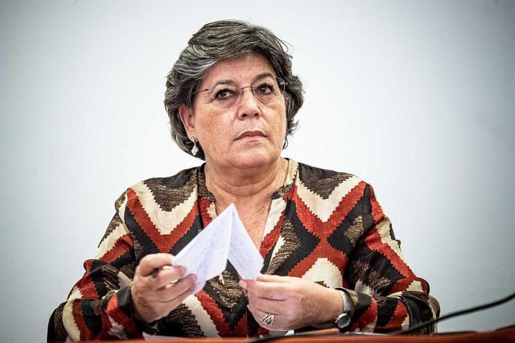 Ex-eurodeputada socialista e ativista Ana Gomes