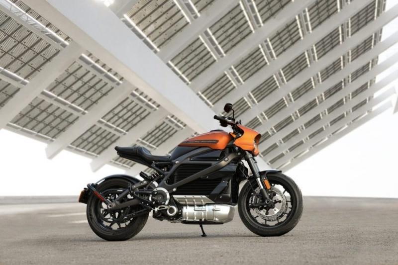 Primeira moto elétrica da Harley-Davidson chega em agosto e já tem preço