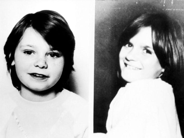 Karen Hadaway e Nicola Fellows, ambas de nove anos, foram assassinadas em 1986