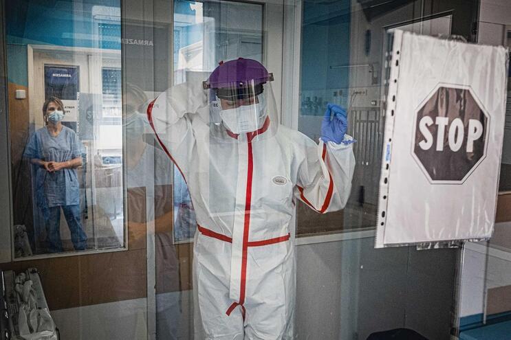Unidade de Infeciologia do Hospital Dona Estefânia
