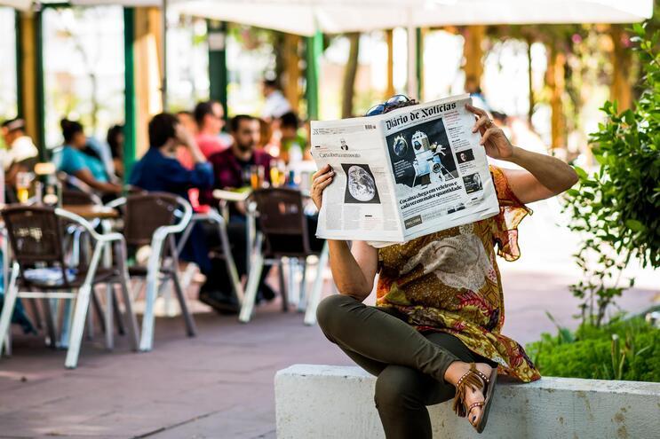 Edição impressa diária regressa no dia de aniversário do jornal