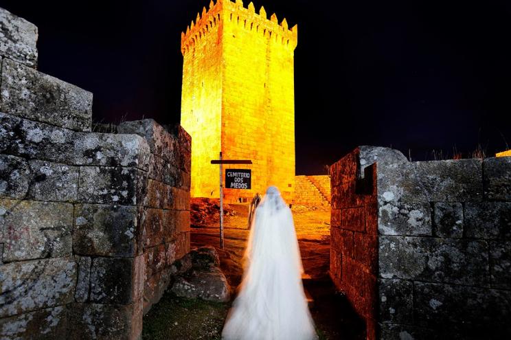 A Noite dos Medos, que anualmente se celebra neste concelho a 31 de outubro, teve a sua primeira edição