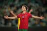 Portugal venceu a Suécia esta quarta-feira