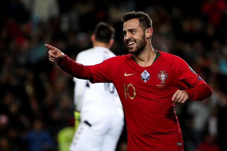 Bernardo Silva já manifestou várias vezes a vontade de regressar ao Benfica