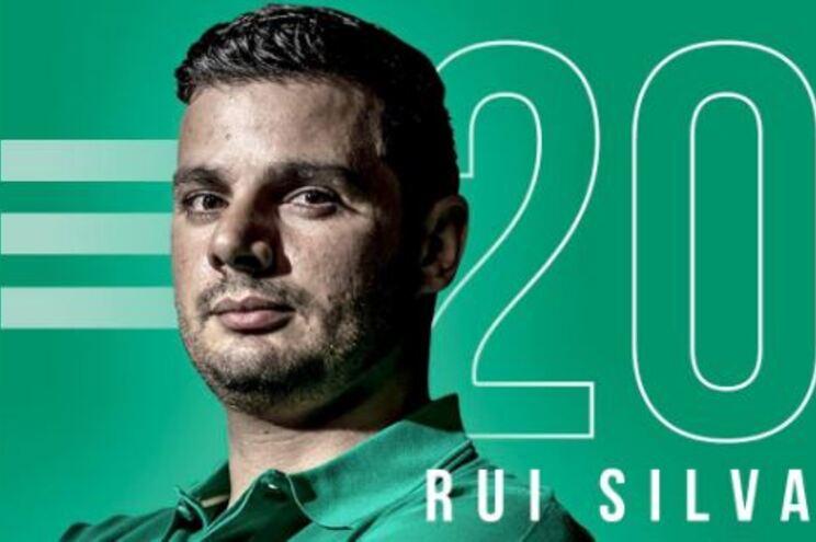 Rui Silva é o treinador de andebol do Sporting