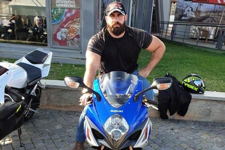 Ricardo Coelho, de 35 anos, morreu num acidente de mota em Amarante