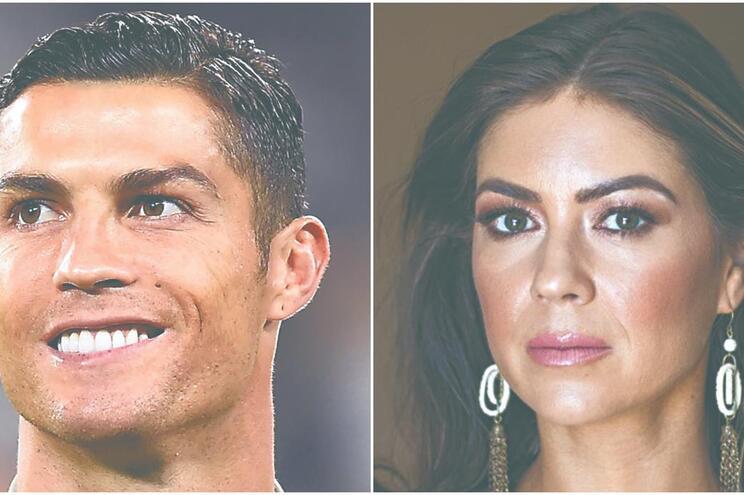 Ronaldo culpa outro por lesões de modelo norte-americana