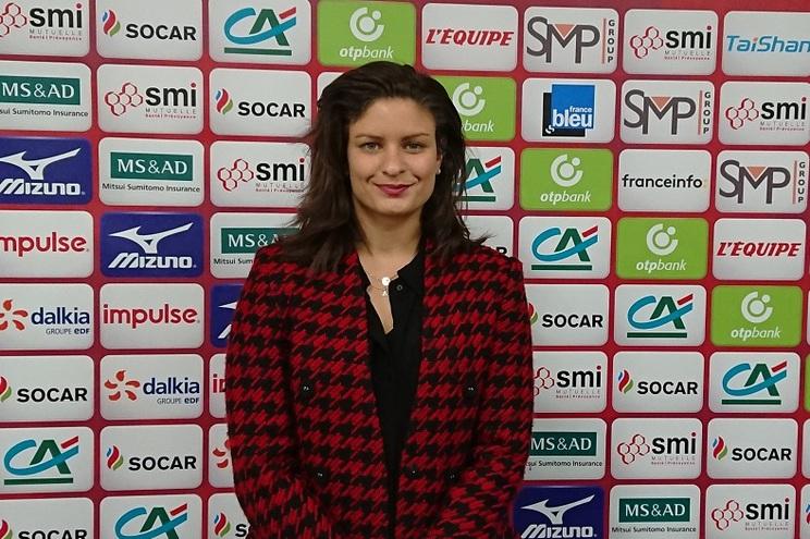Leandra Freitas: do Sainte Geneviève Sports Judo à Federação Internacional de Judo