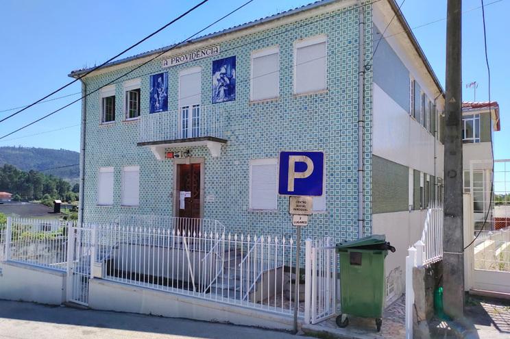Centro Social e Paroquial de Romariz