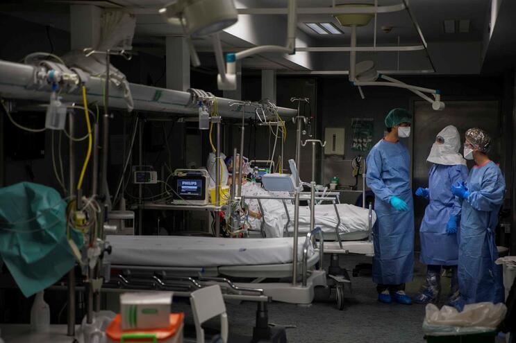 Mulher estava internada no Hospital de S. João