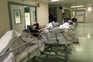"""Hospital Garcia de Orta esgota capacidade e alerta para risco de """"pré-catástrofe"""""""