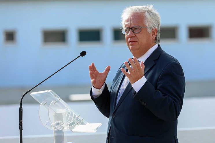 Ministro da Administração Interna, Eduardo Cabrita