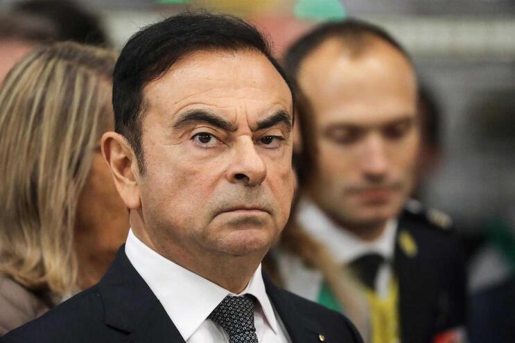 Japão quer que ex-presidente da Nissan seja julgado no país