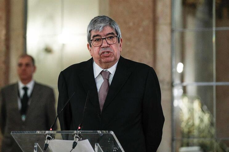 O presidente da Assembleia da República, Eduardo Ferro Rodrigues