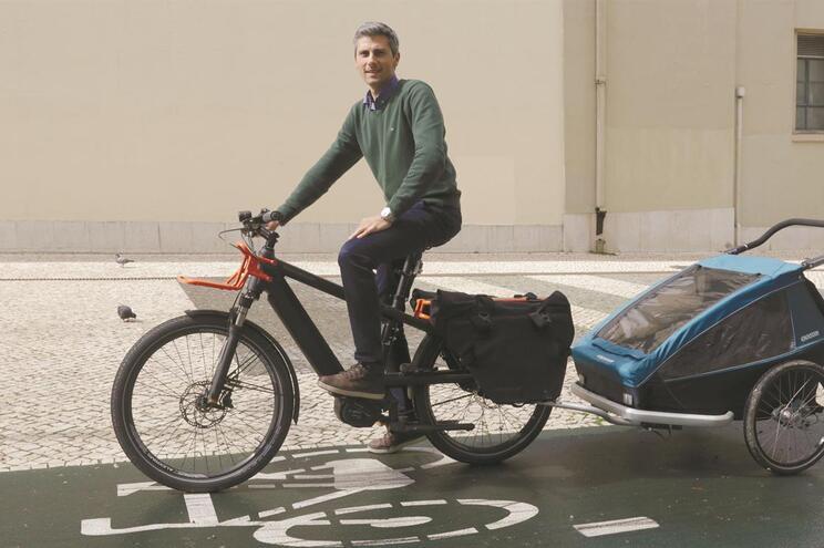 Quase 40% do apoio à compra de bicicleta dado em mês e meio