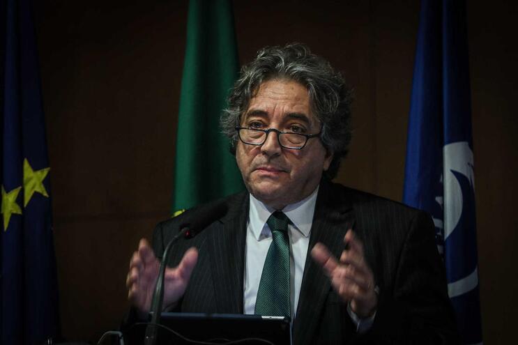 Ricardo Serrão Santos, ministro do Mar