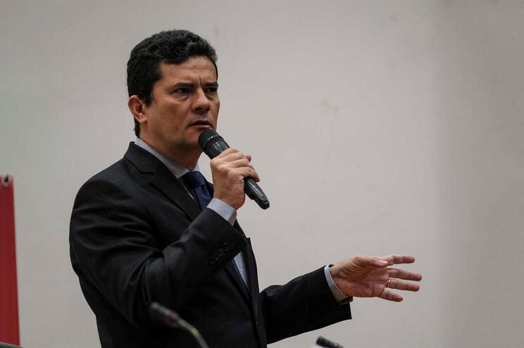 Sérgio Moro, ministro da Justiça e Segurança do Brasil