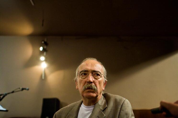 José Mário Branco em 2008