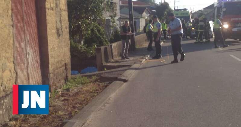Duas mulheres morrem atropeladas em Oliveira do Bairro