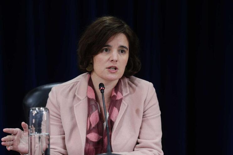 Ministra de Estado e da Presidência, Mariana Vieira da Silva