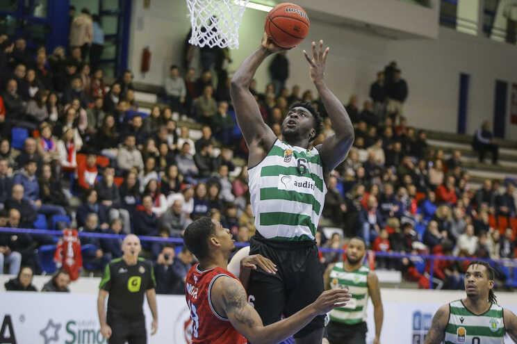 Equipa de basquetebol do Sporting vai competir na Liga dos Campeões em 2020/21