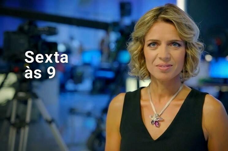 """""""Era possível"""" emitir o Sexta às 9 em 13 de setembro, dizSandra Felgueiras"""