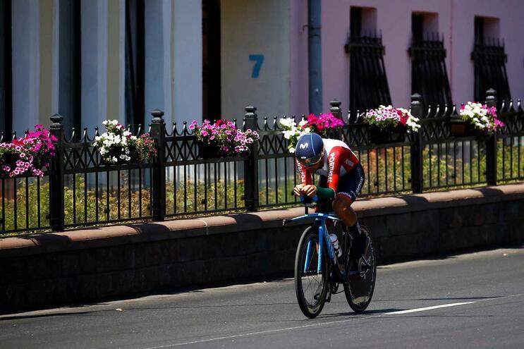 Nelson Oliveira conquistou a oitava medalha para Portugal