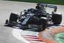 """Lewis Hamilton conquistou a """"pole position"""" em Itália"""