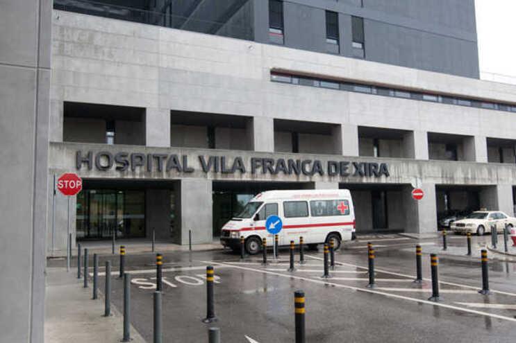 Utente estava internado no Hospital de Vila Franca de Xira