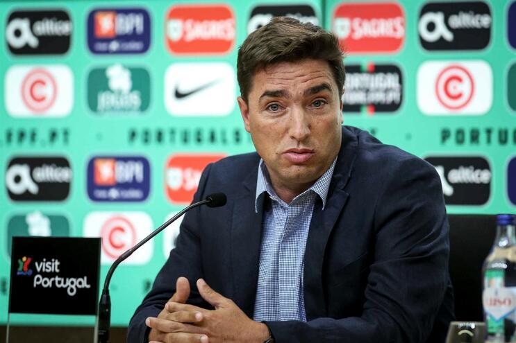 Rui Jorge, selecionador sub-21