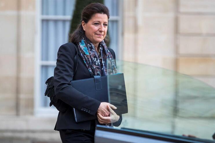 Agnes Buzyn. ministra da Saúde de França