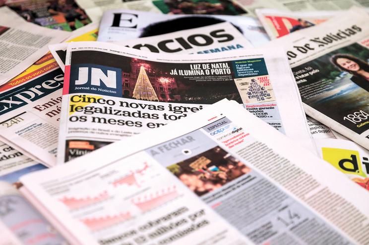 Mais de nove mil pontos de venda asseguram todos os dias o acesso à informação dos portugueses