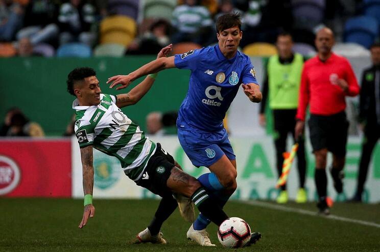 Sporting e F.C. Porto serão os finalistas da competição