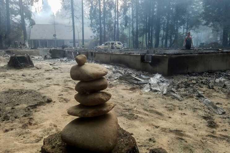 A Califórnia já bateu um recorde, com perto de um milhão de hectares (930.800) ardidos este ano