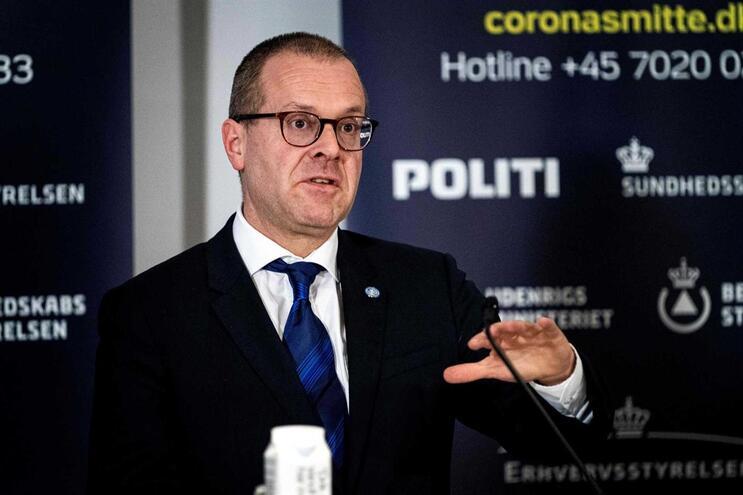 Hans Kluge, diretor regional europeu da Organização Mundial de Saúde